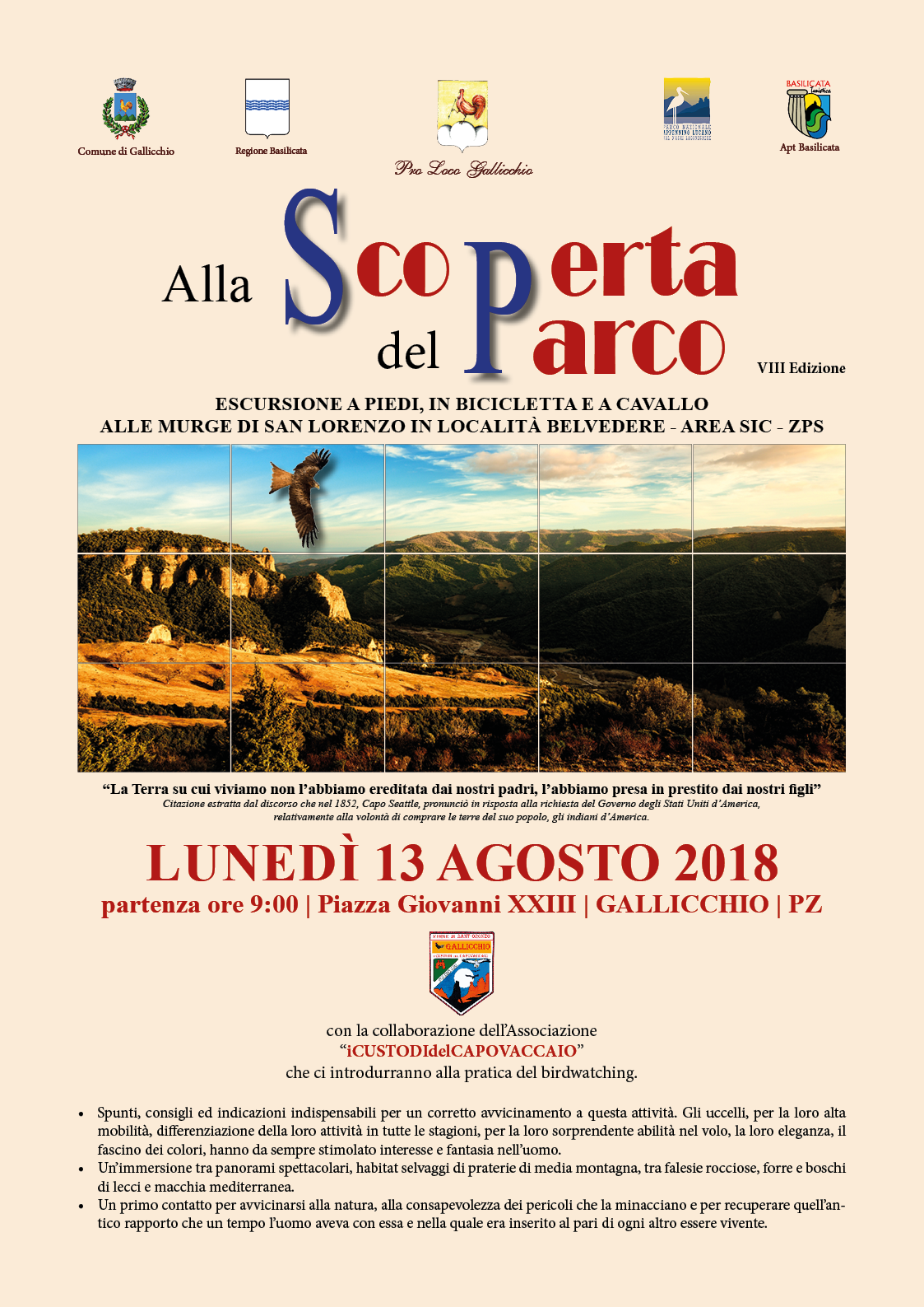 Verso l'Estate gallicchiese 2018 2