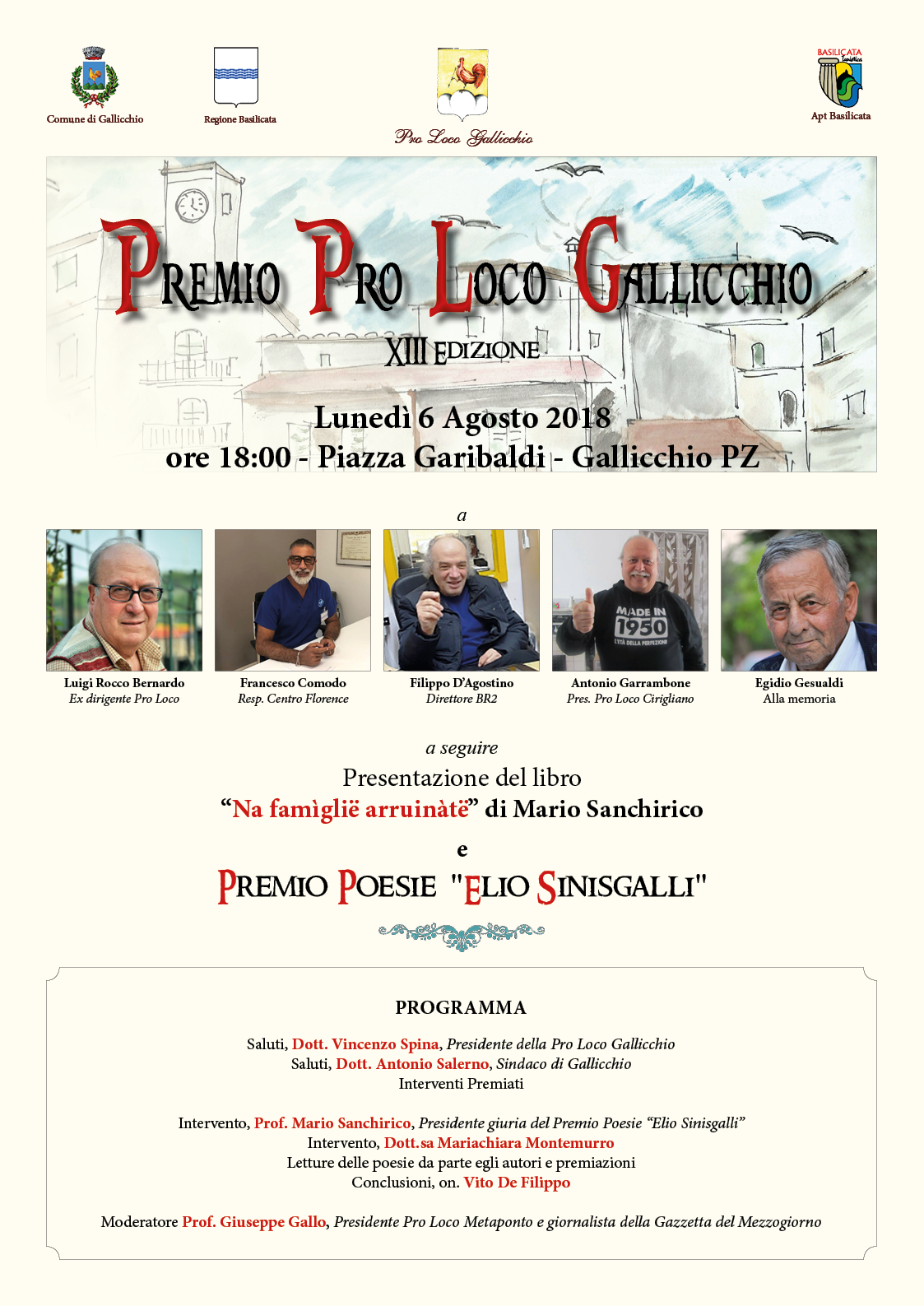 Verso l'Estate gallicchiese 2018 7