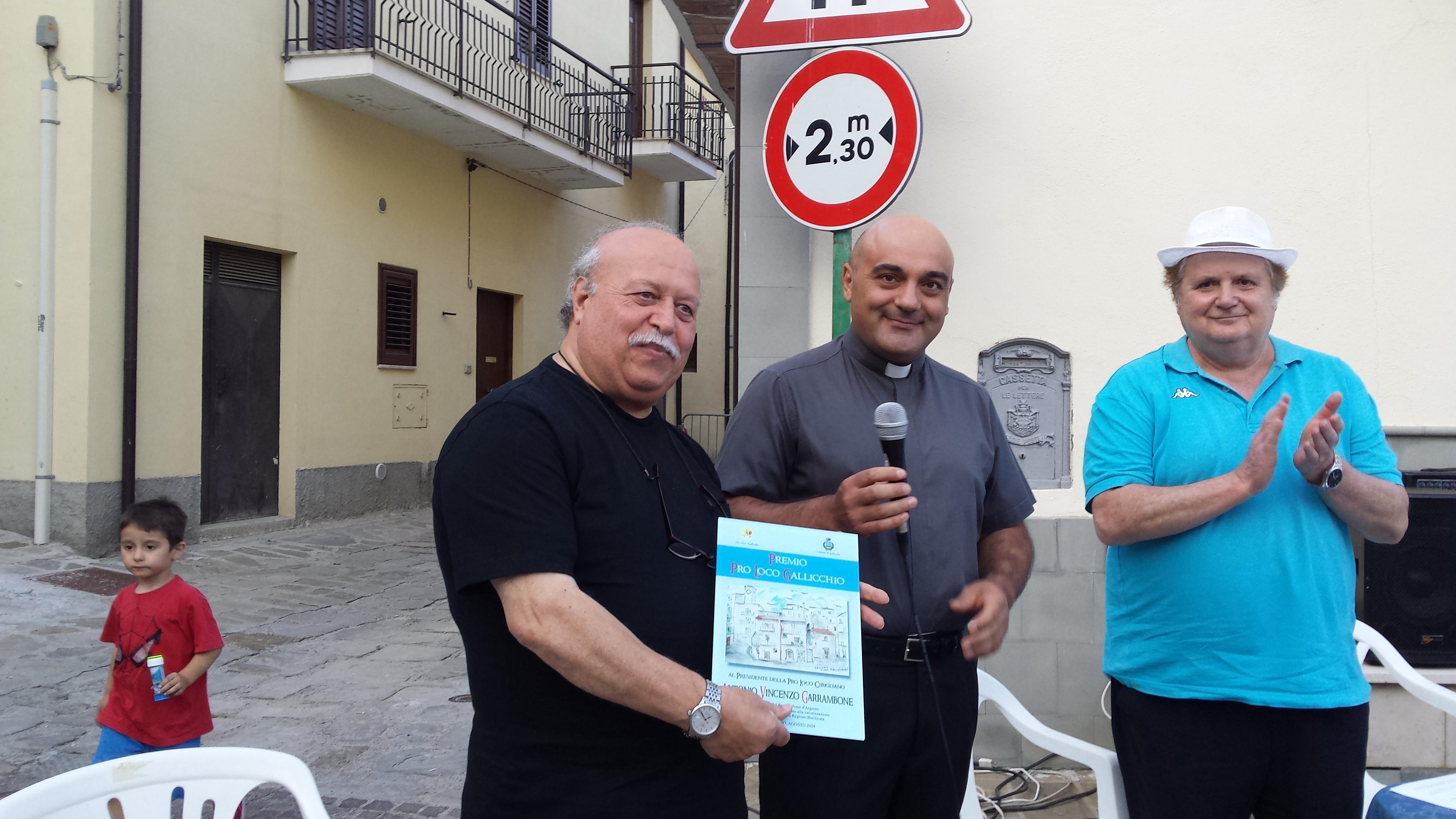 Premio Pro Loco Gallicchio 2018 9