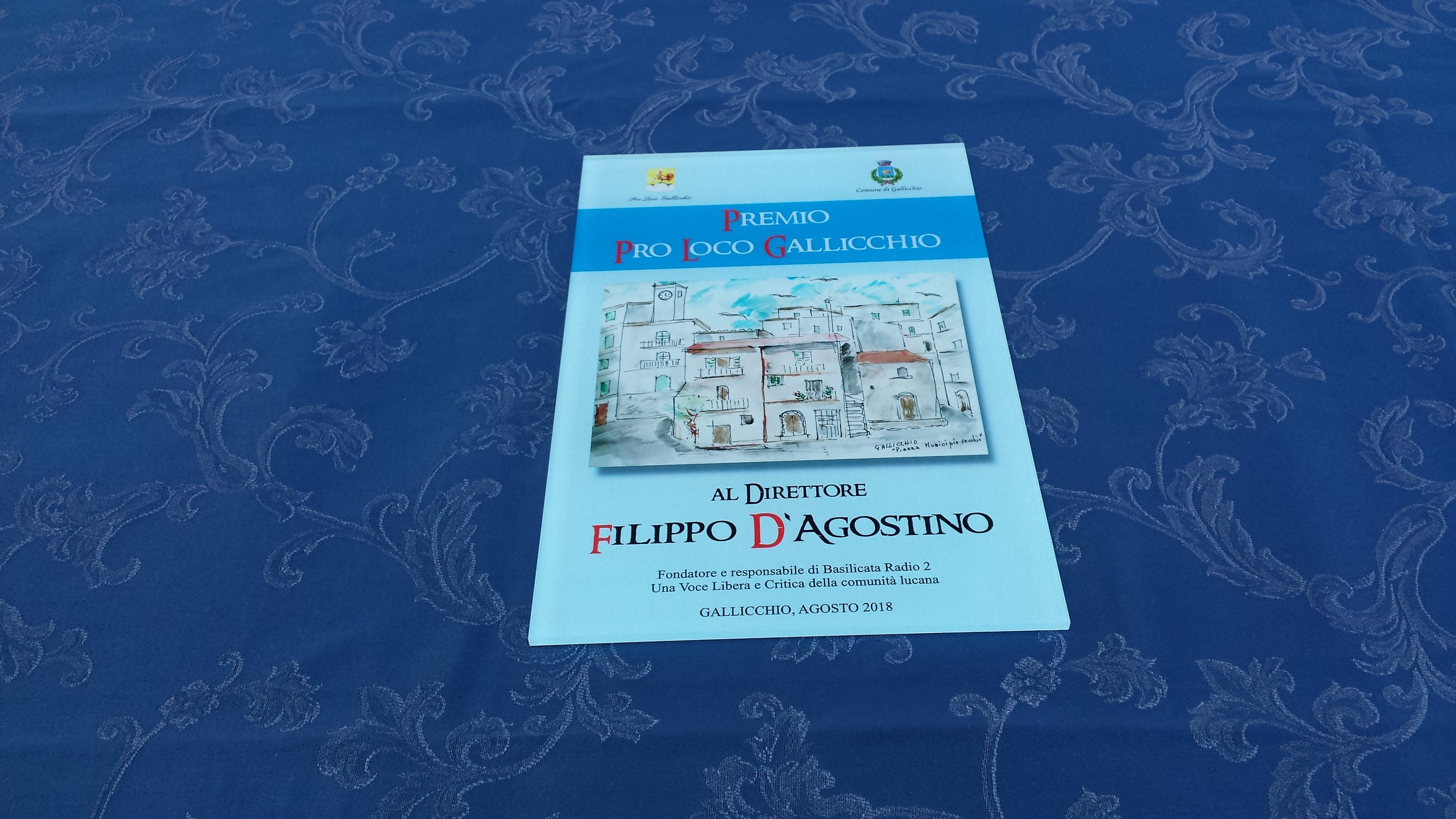 Premio Pro Loco Gallicchio 2018 1