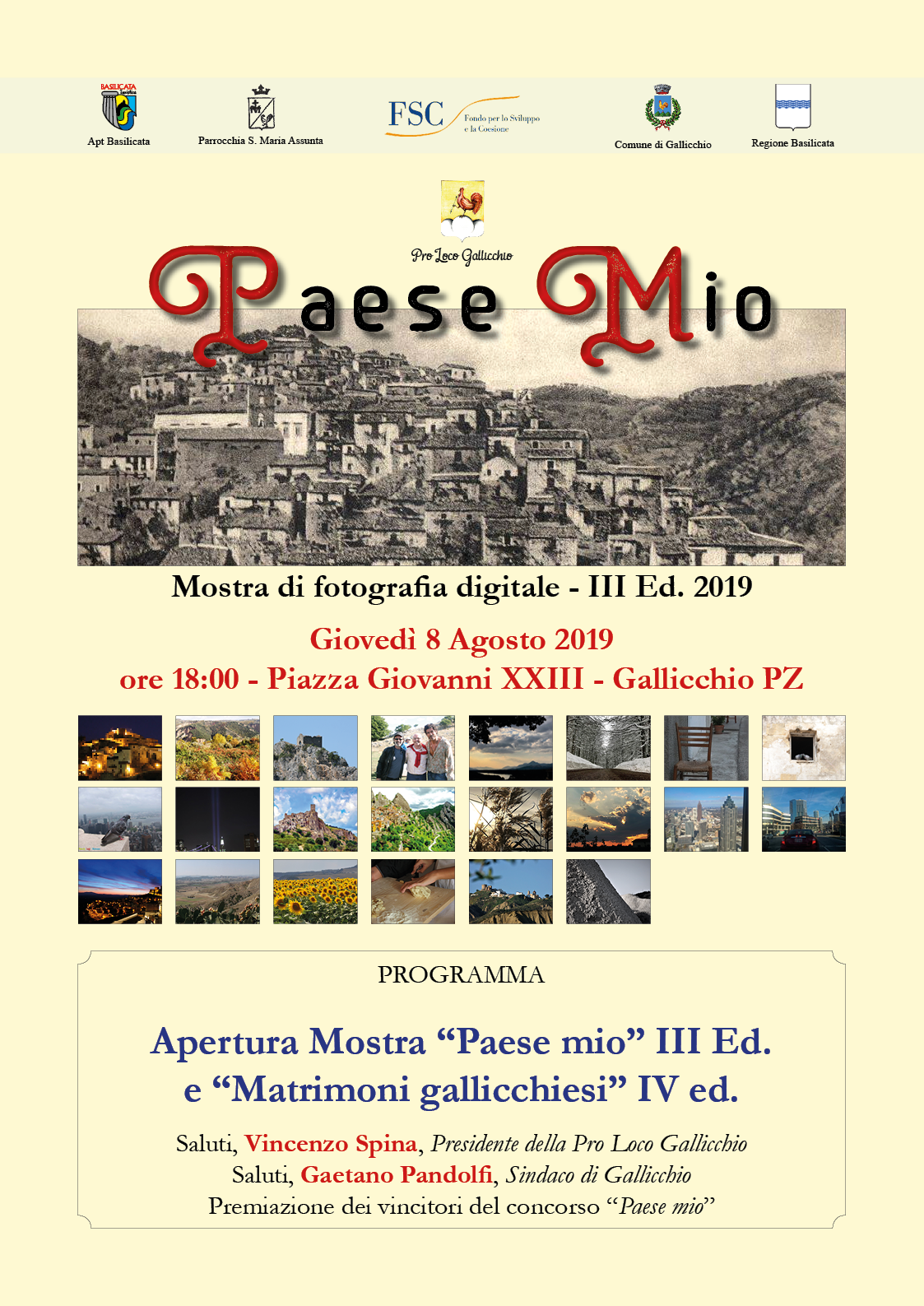 Estate Gallicchiese 2019